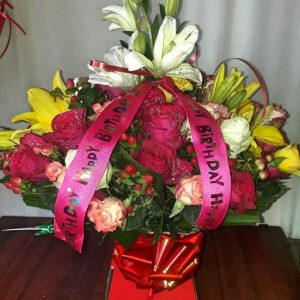 Birthday Bouquet in Nairobi for Sale by Ceekay Flowers 1