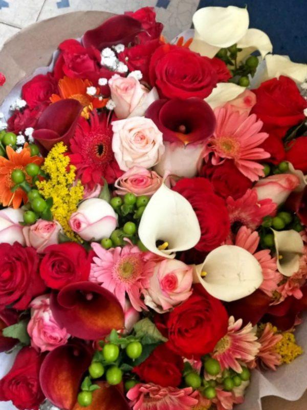 Nairobi Flower Gift by Ceekay