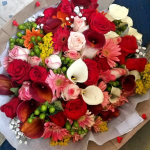 Nairobi Night Flower Gift by Ceekay Flowers