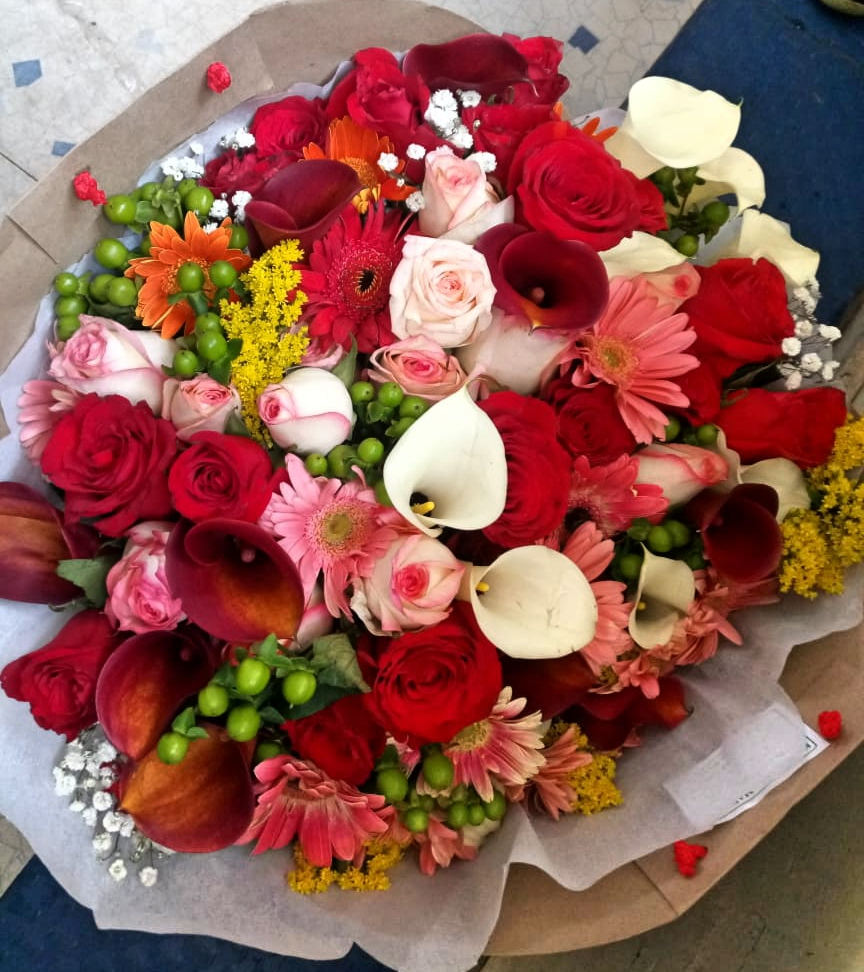 Nairobi Night Flower Bouquet Ceekay Flowers