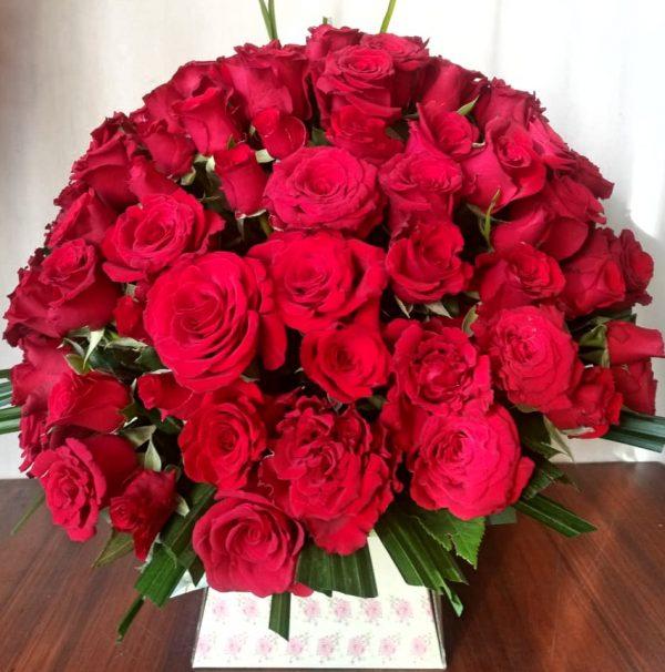Romantic Flower Bouquet in Nairobi _Ceekay florist_Ceekay1