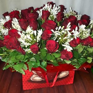 Rose Gift Bag_Nairobi_Ceekay 1
