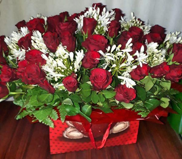 Rose Gift Bag_Nairobi_Ceekay 1