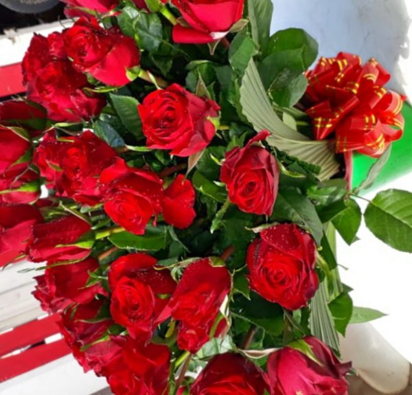 Sweet love flower arrangement for sale in Nairobi_Ceekay 2