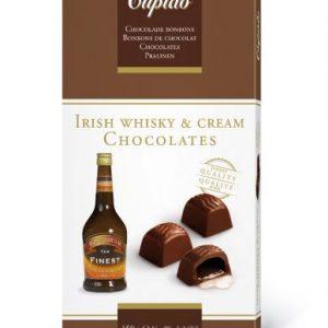 Cupido Irish Whiskey Cream Chocs 150g