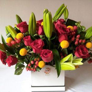 Beauty of Love Bouquet